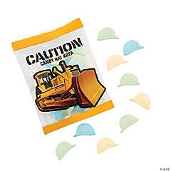 Hard Hats Candy Fun Packs