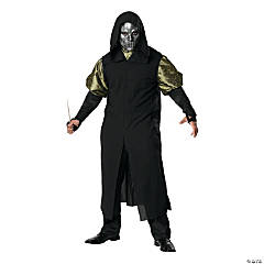 Harry Potter Death Eater Standard Costume for Men
