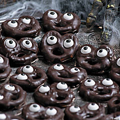 Haunted Mansion Screaming Pretzels Recipe Idea