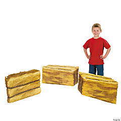 Hay Bale Cardboard Stand-Ups