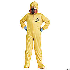 Hazmat Suit Costume for Children