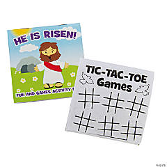 He Lives Bible Activity Books