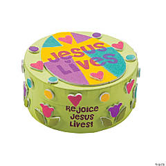 """He Lives"" Prayer Box Craft Kit"