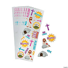 He Lives Sticker Sheets