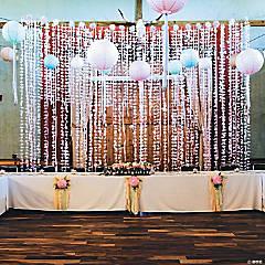 Head Table Wedding Décor Idea