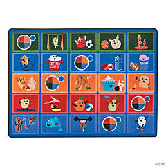 Healthy Choices® Classroom Rug