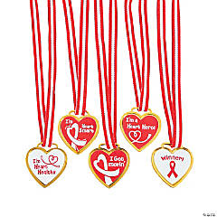 Healthy Heart Award Medals