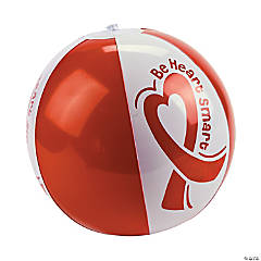 Healthy Heart Beach Balls
