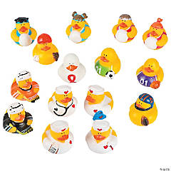 Healthy Heart Rubber Ducky Assortment