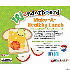 Healthy Lunch Wonderboard Set