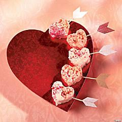 Heart & Arrow Treats Recipe