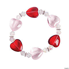 Heart Bracelets Craft Kit
