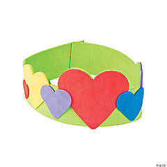 Heart Headband Craft Kit