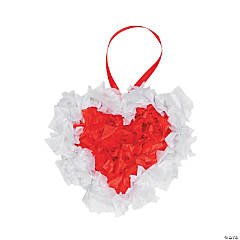Heart Ornament Craft Kit