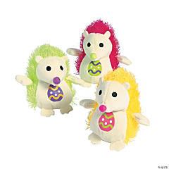 Hedgehog Easter Plush