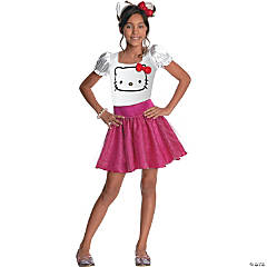 Hello Kitty Costume For Girls