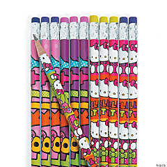 Hello Kitty Rainbow Pencils