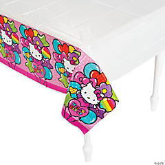Hello Kitty® Rainbow Tablecloth