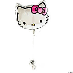 Hello Kitty®-Shaped Mylar Balloon