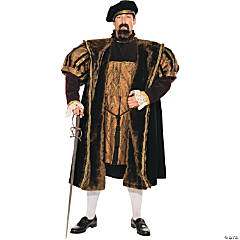 Henry VII Costume For Men