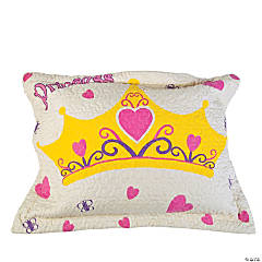 Her Mini Majesty In Your Dreams Princess Pillow Sham