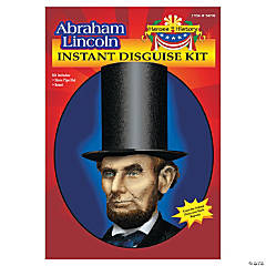 Heroes in History Abraham Lincoln Costume
