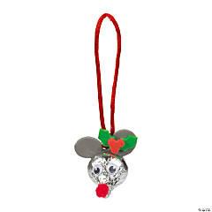 Hershey's® Kisses® Mouse Christmas Ornament Craft Kit