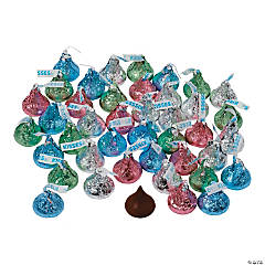 Hershey's® Pastel Kisses® Chocolate Candy