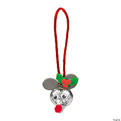 Hershey's® Kisses® Mouse Christmas Ornament Craft Kit