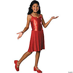 High School Musical Gabriella Deluxe Girl's Costume