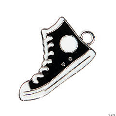 High Top Shoe Charms