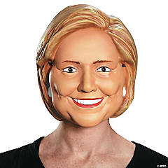 Hillary Clinton Mask for Adults