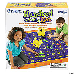 Hip Hoppin' Hundred Activity Mat