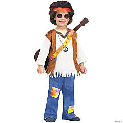 Hippie Costume For Kids