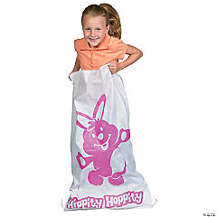 Hippity-Hoppity Easter Potato Sacks