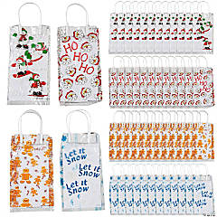 Holiday Bags with Handles