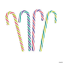 Holiday Brights Candy Canes