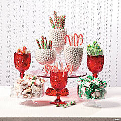 Holiday Classic Candy Buffet Idea