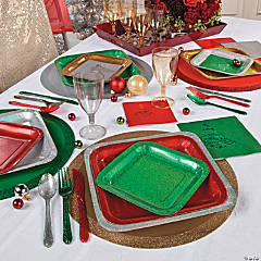 Holiday Glitz Party Supplies