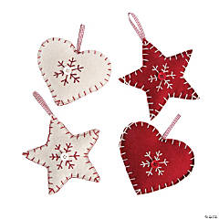 Holiday Handicraft Ornaments