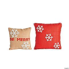 Holiday Handicraft Pillows