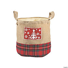 Holiday Handicraft Storage Totes