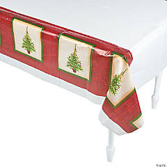 Holiday Spruce Tablecloth