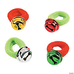 Holiday Stretchy Jingle Bell Rings