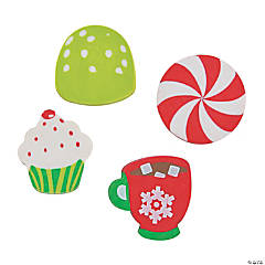 Holiday Sweet Treats Scented Erasers