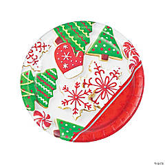 Holiday Treats Dinner Plates