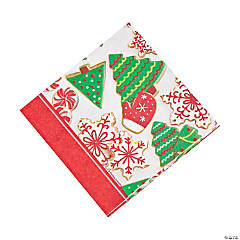 Holiday Treats Luncheon Napkins