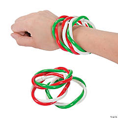 Holiday Twist Bracelets