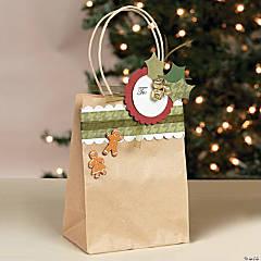 Holly-day Gift Bag Idea
