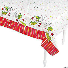 Holly Pop Tablecloth